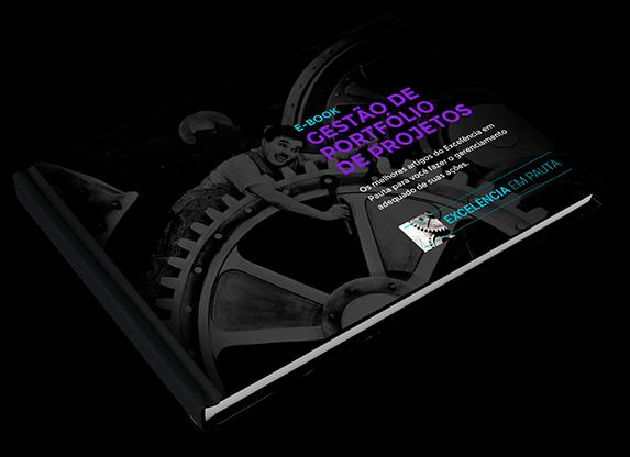 Cover E-book: Gestão de Portfólio de Projetos