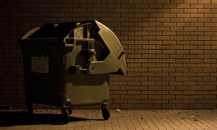 O desperdício que está indo para o lixo pode ser usado