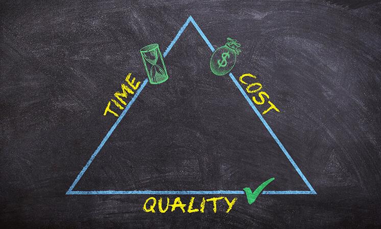 Qualidade é um dos princípios do JIT