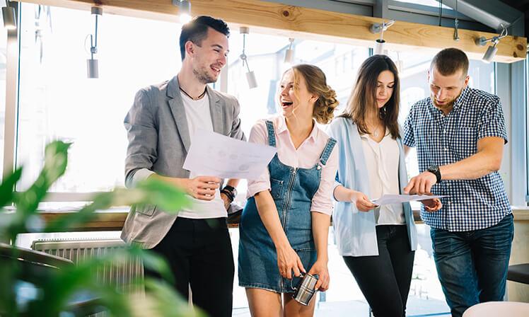 Pequenas empresas têm mais flexibilidade e agilidade para mudanças
