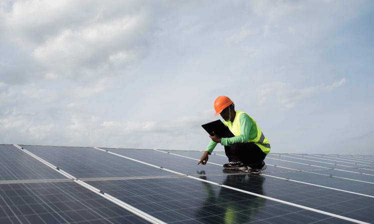 Energia solar tem destaque no balanço 2018